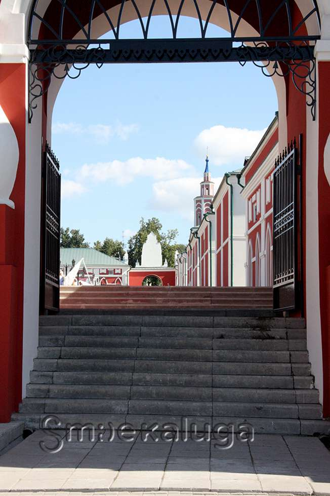 В День города открылся архитектурный ансамбль Гостиного двора