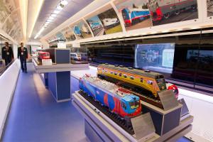 """Внутри """"Поезда - Музея"""". Источник http://gorodskoyportal.ru/"""