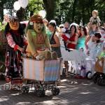 Участники Парада калуга