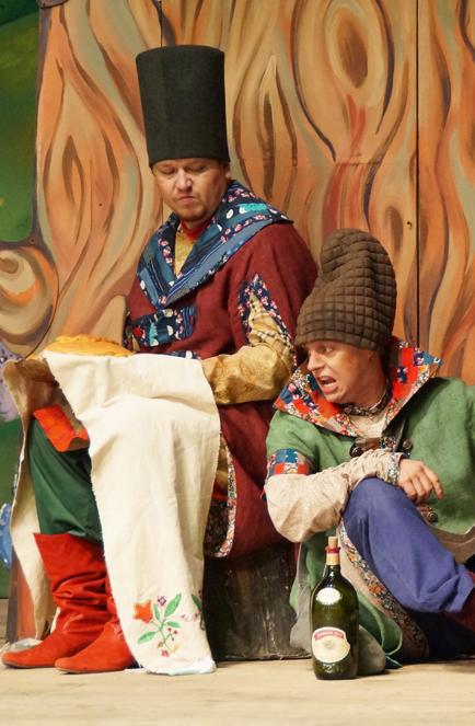 Калужский театр юного зрителя открыл 51-й театральный сезон