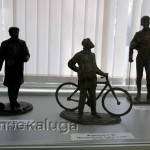 Работы скульптора Светланы Фарниевой калуга