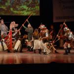 Музыкально-театрализованное представление «Земель Калужских древний страж» калуга