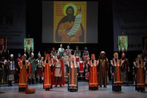 Музыкально-театрализованное представление «Земель Калужских древний страж»