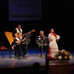 Выступление солистки филармонии Татьяны Мосиной калуга