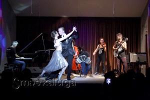 El Cachivache Quinteto, Владимир Гусев и Елена Климова калуга