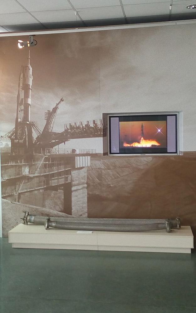 В Государственном музее истории космонавтики открывается выставка к 60-летию космодрома Байконур