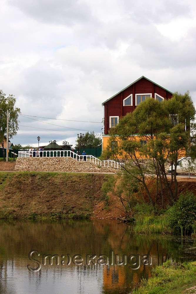 В Мещовске открылся краеведческий «Музей трёх цариц»