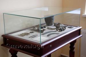 Археологическая экспозиция калуга
