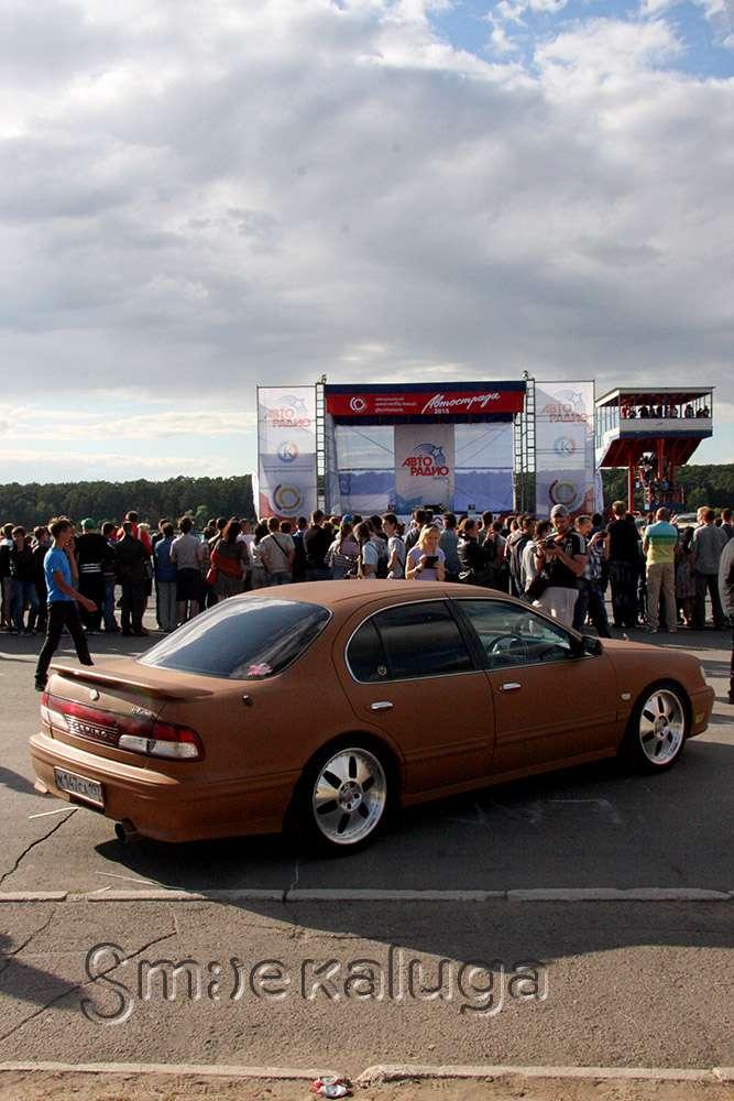 В Калуге вновь прошёл фестиваль «Автострада»