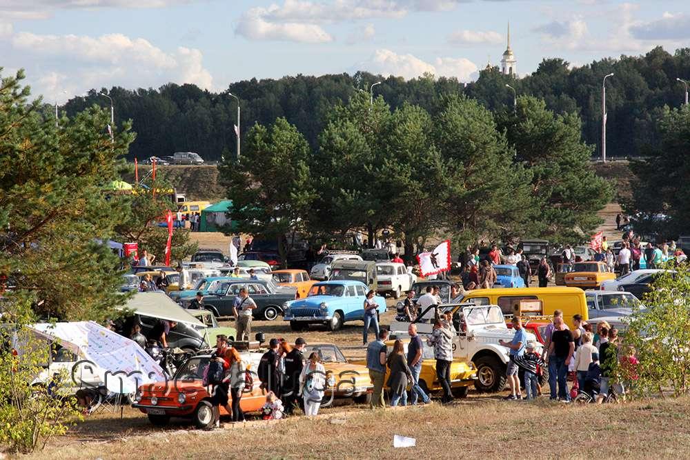 20 августа в Калуге пройдёт ралли исторических автомобилей «Автострада»