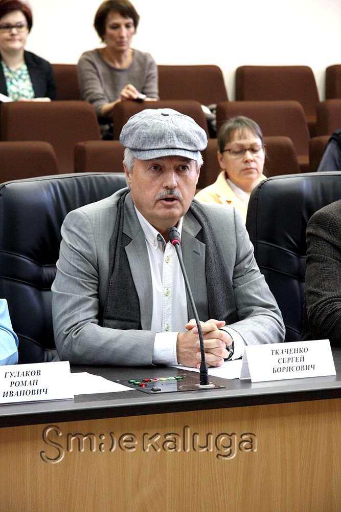 Сергей Ткаченко развеял миф о создании в Калуге лёгкого метро