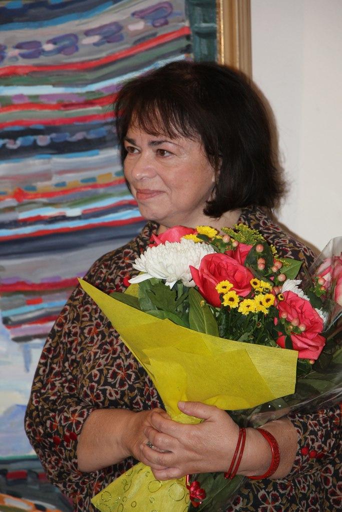 В Калужском музее изобразительных искусств открылась выставка Нателлы Тоидзе
