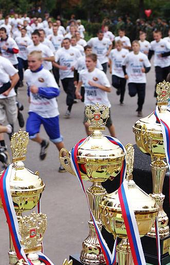 В последнее воскресенье сентября в Калуге пройдёт «Кросс наций – 2015»