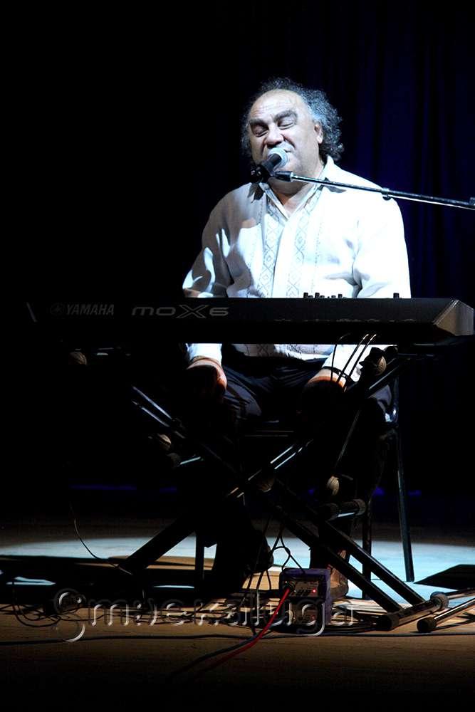 В Калужском Доме музыки прошёл вечер джаза с Сергеем Манукяном