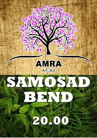 Samosad Band в арт-клубе AmRa