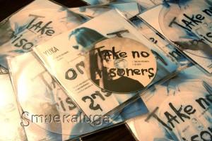 сингл «Take no prisoners» калуга
