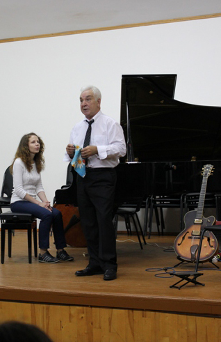 В ДШИ №2 им. С. С. Туликова начала работу «Джазовая гостиная»