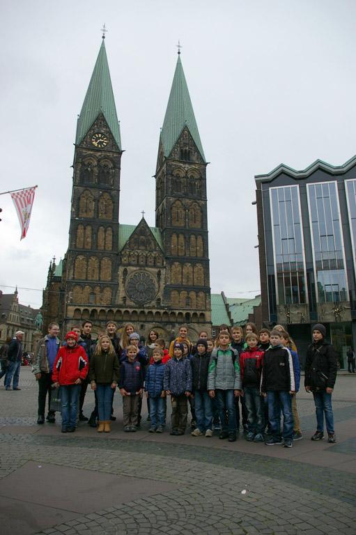 Калужский хор дал два благотворительных концерта в Германии в помощь беженцам из Сирии и Ливии