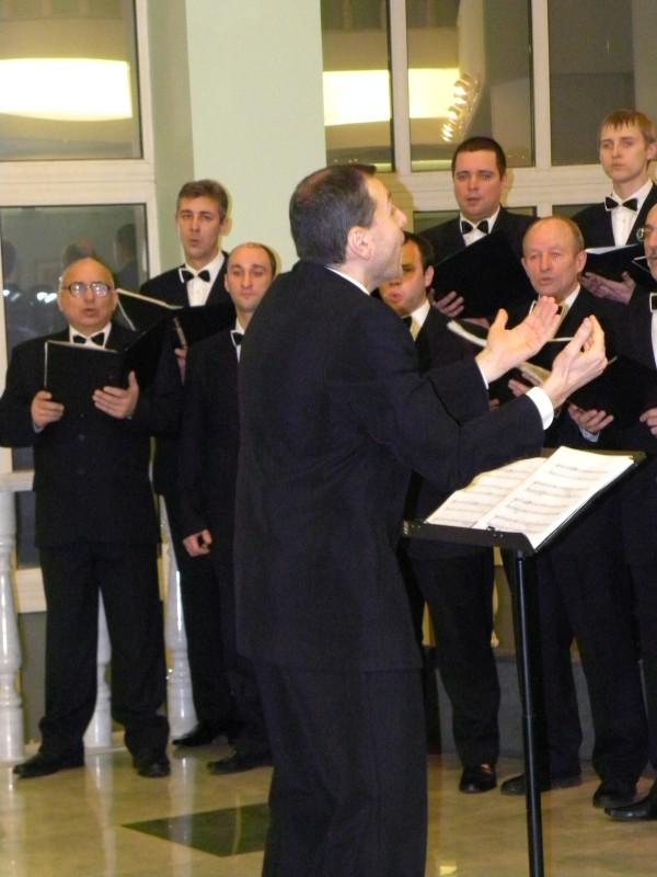 Калужский хор занял первое место на Крымском фестивале «Родная гавань»