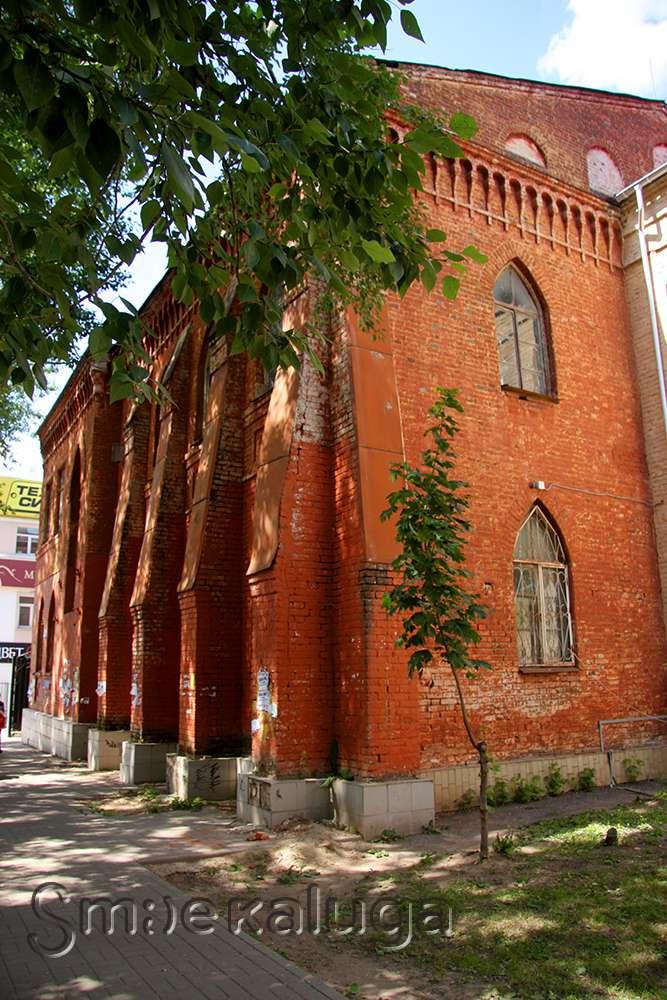 Калужская синагога готовится к открытию