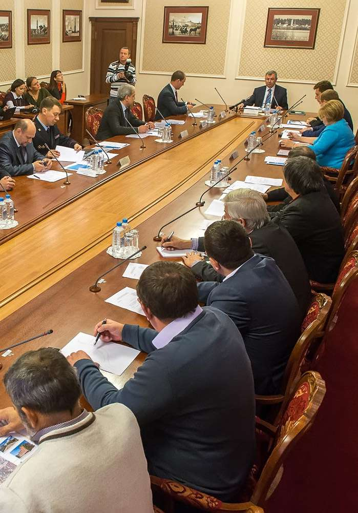 Благоустройство привокзальной площади Калуги обсудили на заседании архитектурного совета