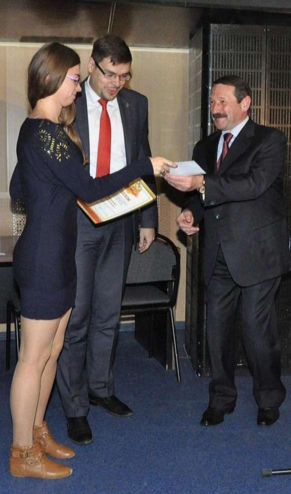 В государственном музее истории космонавтики прошло вручение стипендий одаренным учащимся Калуги и области