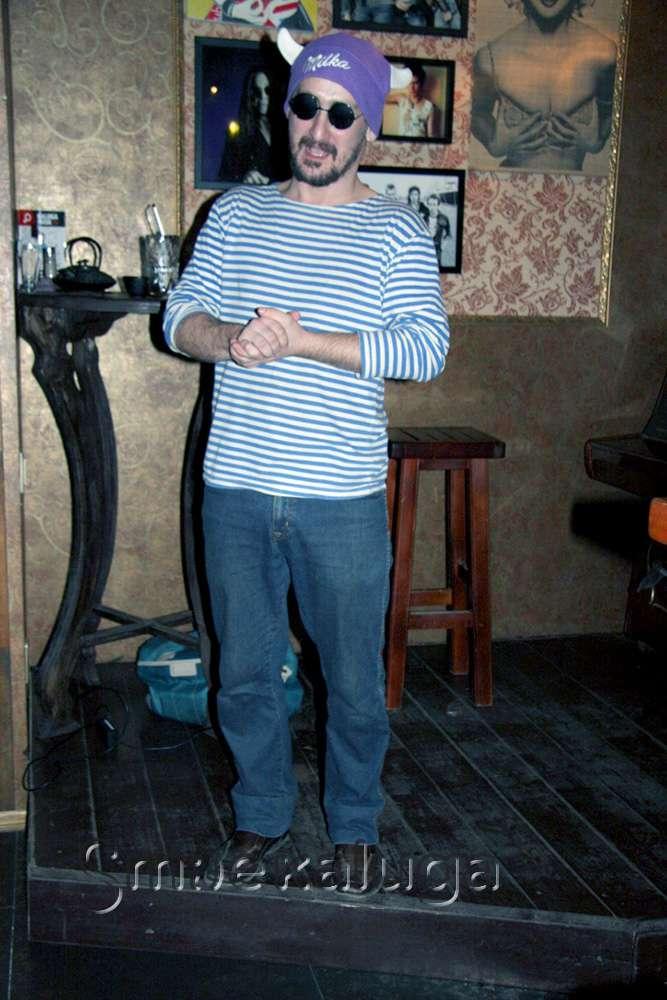 В преддверии 6-летия «ЛитПонов» Арс-Пегас выступил на сольном концерте в Калуге