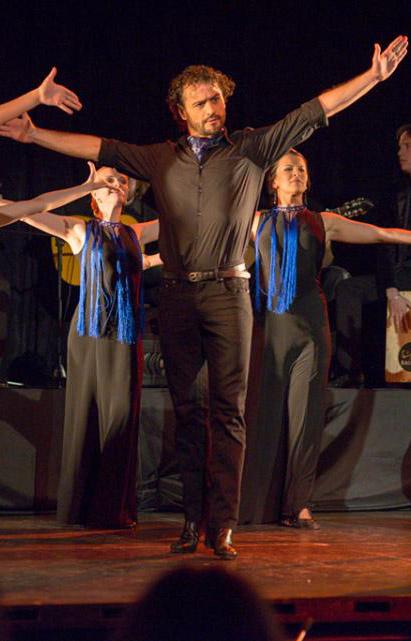 Уникальный спектакль-фламенко «Дочери Альбы» в декабре представят в Калуге