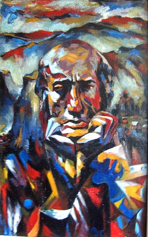 29 октября в Калуге откроется выставка Георгия Товмасяна
