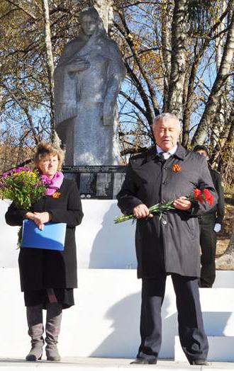 В деревне Побуж Козельского района отреставрировали мемориал