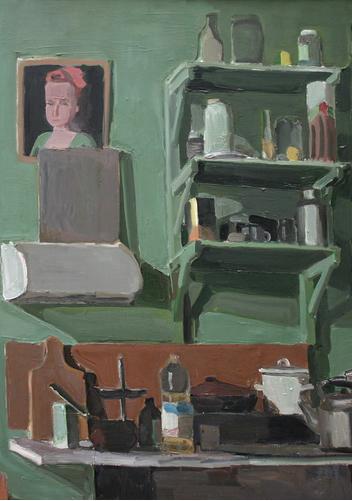 Калужский музей изобразительных искусств 2 октября откроет выставку Андрея Дубова
