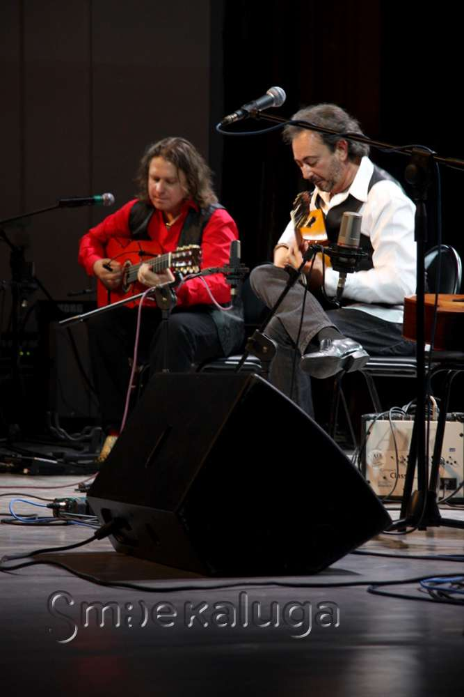 Первый концерт-презентация Международного музыкального фестиваля «Мир гитары» пройдёт 18 ноября