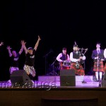 Оркестр волынщиков «City Pipes» и брейк-данс команда «Originality»