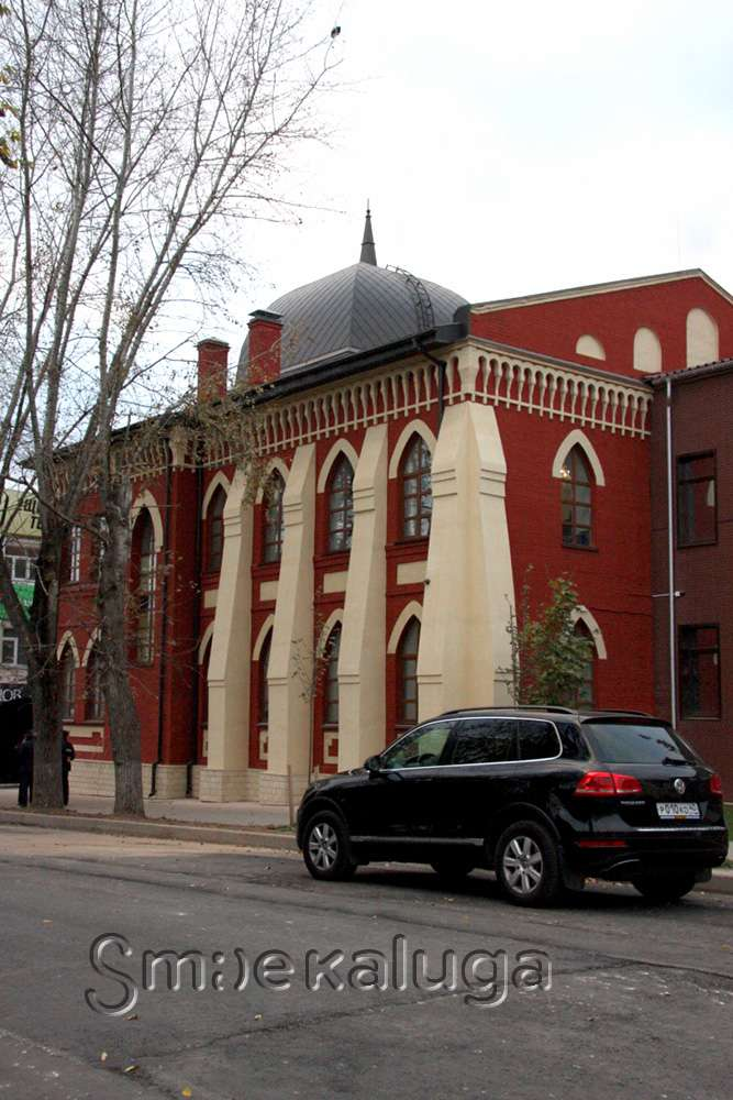 В Калуге открылась синагога