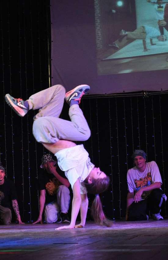 Областной молодёжный центр открыл творческий сезон
