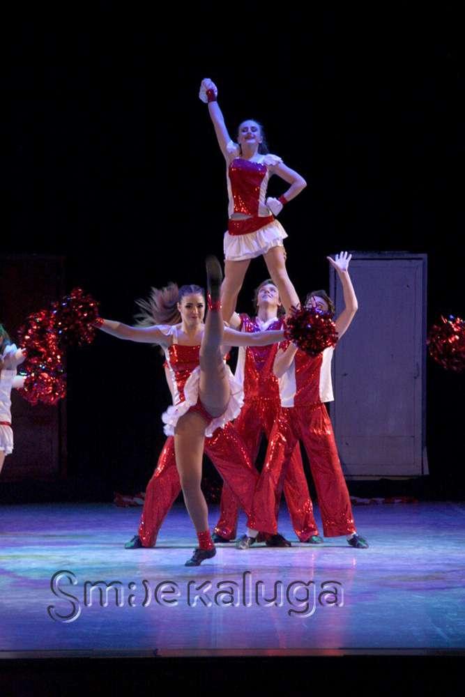 Лаборатория танца «ТЕКТ» отметила пятилетие большим концертом в Калужской областной филармонии