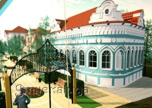 Часть проекта реконструкции улицы Воскресенской калуга