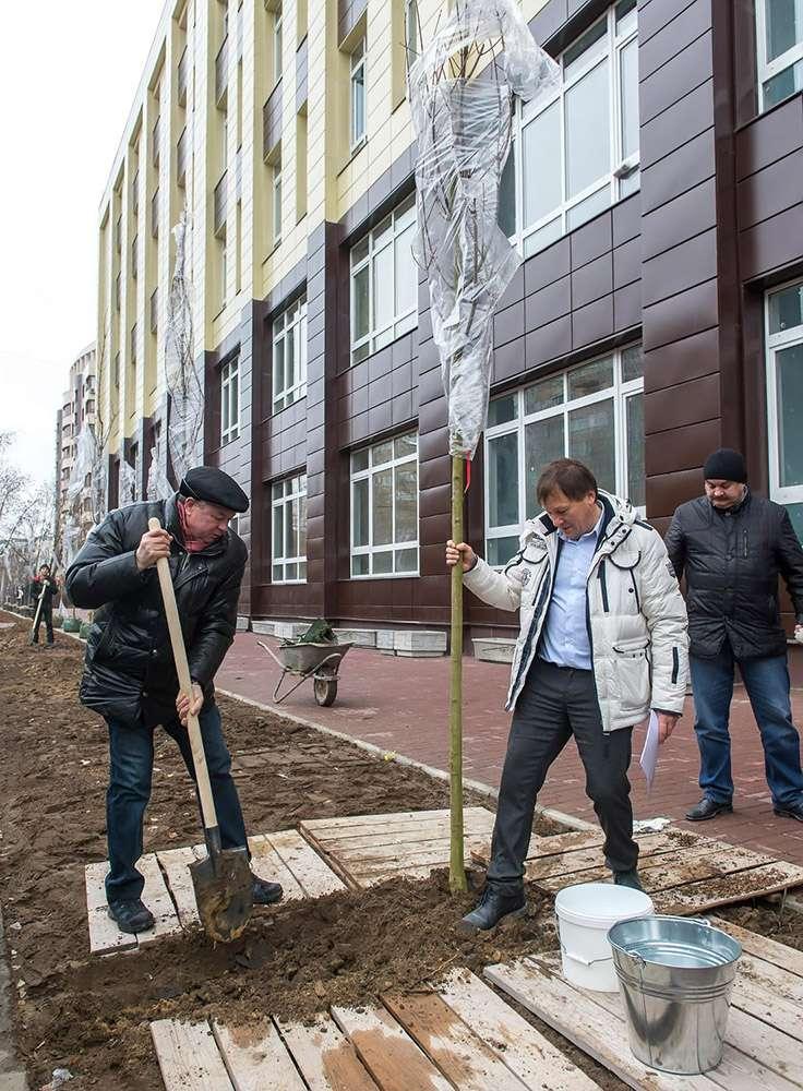 Строительство новых объектов культуры в городе идёт по графику