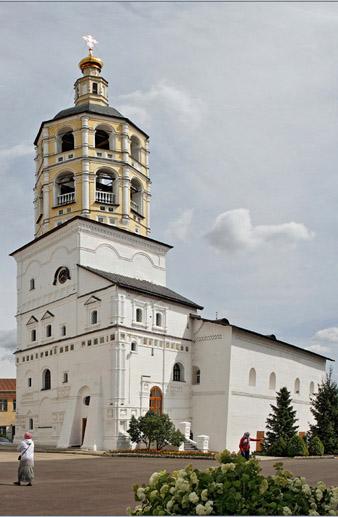 Свято-Пафнутьев Боровский монастырь начал принимать заказы на экскурсии, питание и проживание онлайн