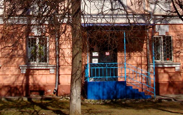 Городская библиотека-филиал №9 им. А.С. Пушкина