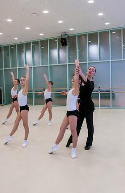 Академия танца Бориса Эйфмана приглашает юных талантливых калужан