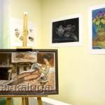 Первая выставка студии