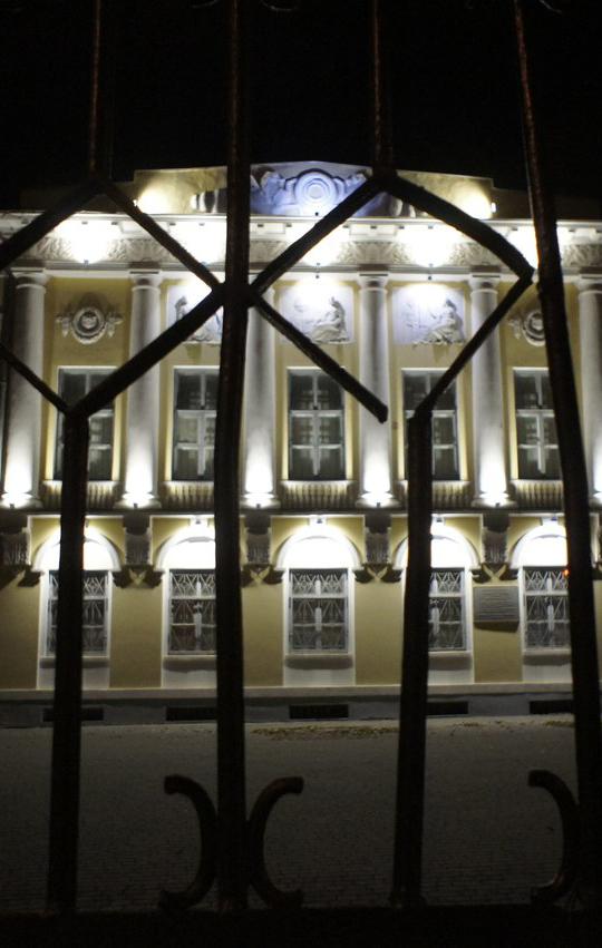В калужских музея прошла акция «Ночь искусств»