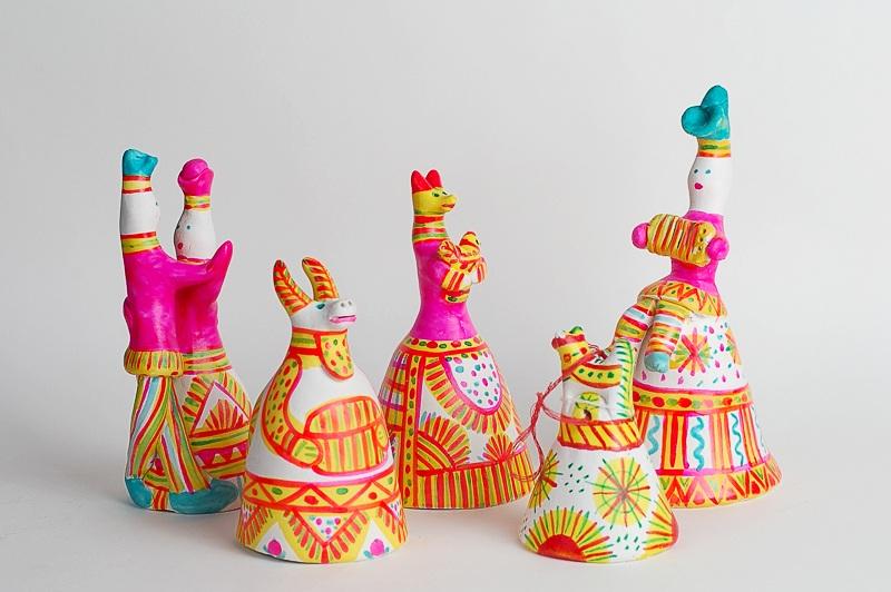 картинки филимоновские игрушки