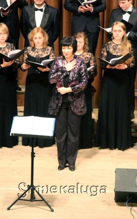 Калужский камерный хор представил новую программу к 100-летию Г. В. Свиридова