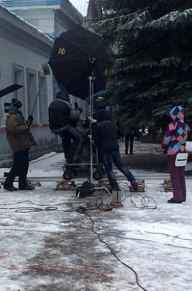 В Калуге проходят съемки фильма «Соната для веры»