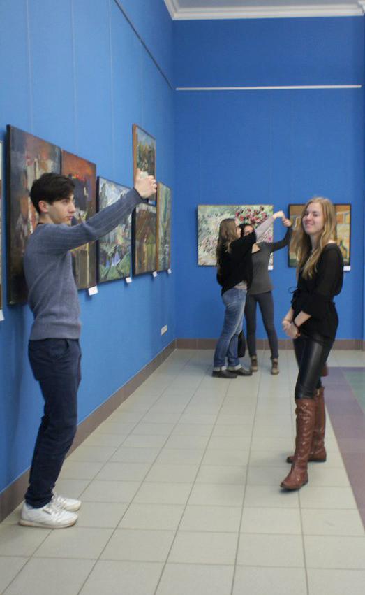 Калужский музей изобразительных искусств подводит итоги акции «Селфи-Голос»