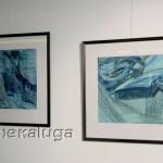 Серия работ Ольги Кузьминовой калуга