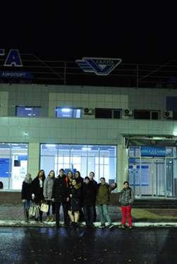 Международный аэропорт «Калуга» провёл первую школьную экскурсию
