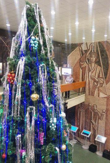 Государственный музей истории космонавтики открыл серию новогодних мероприятий